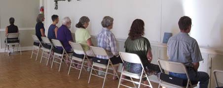 Meditation on Chairs